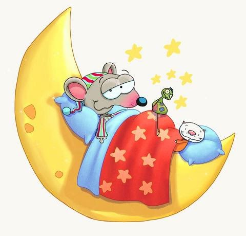 toopy and binoo on moon