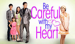 Be Careful With My Heart April 29, 2013