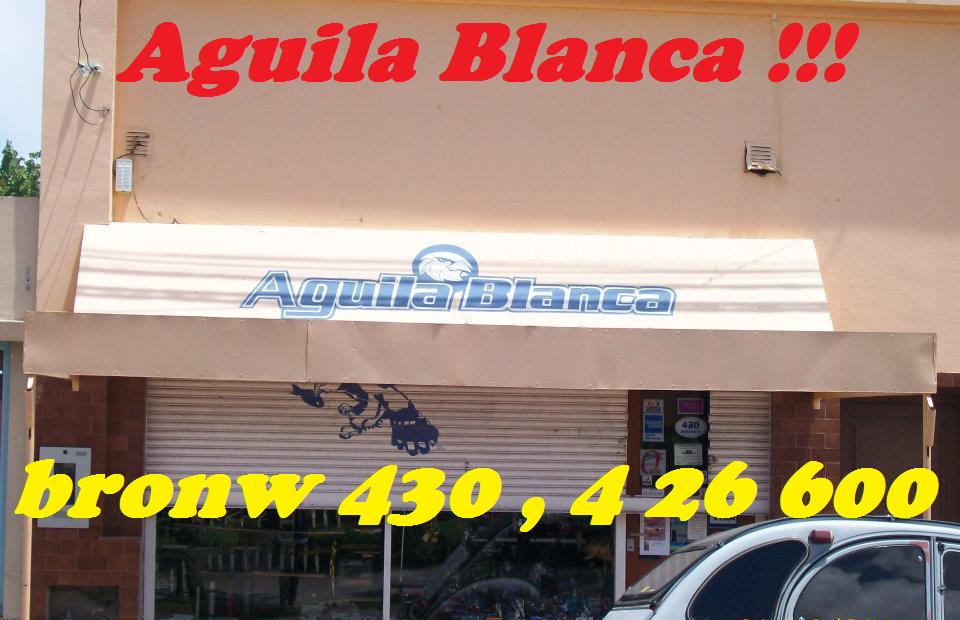 Aguila Blanca !!