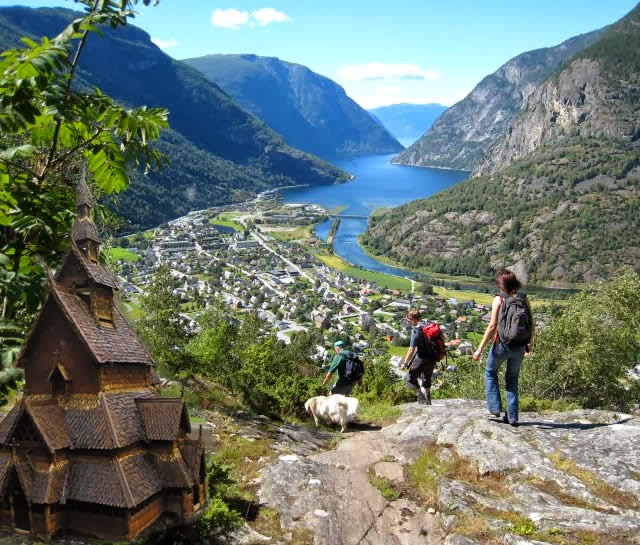 Laerdal Norway  city pictures gallery : photo source laerdal norway