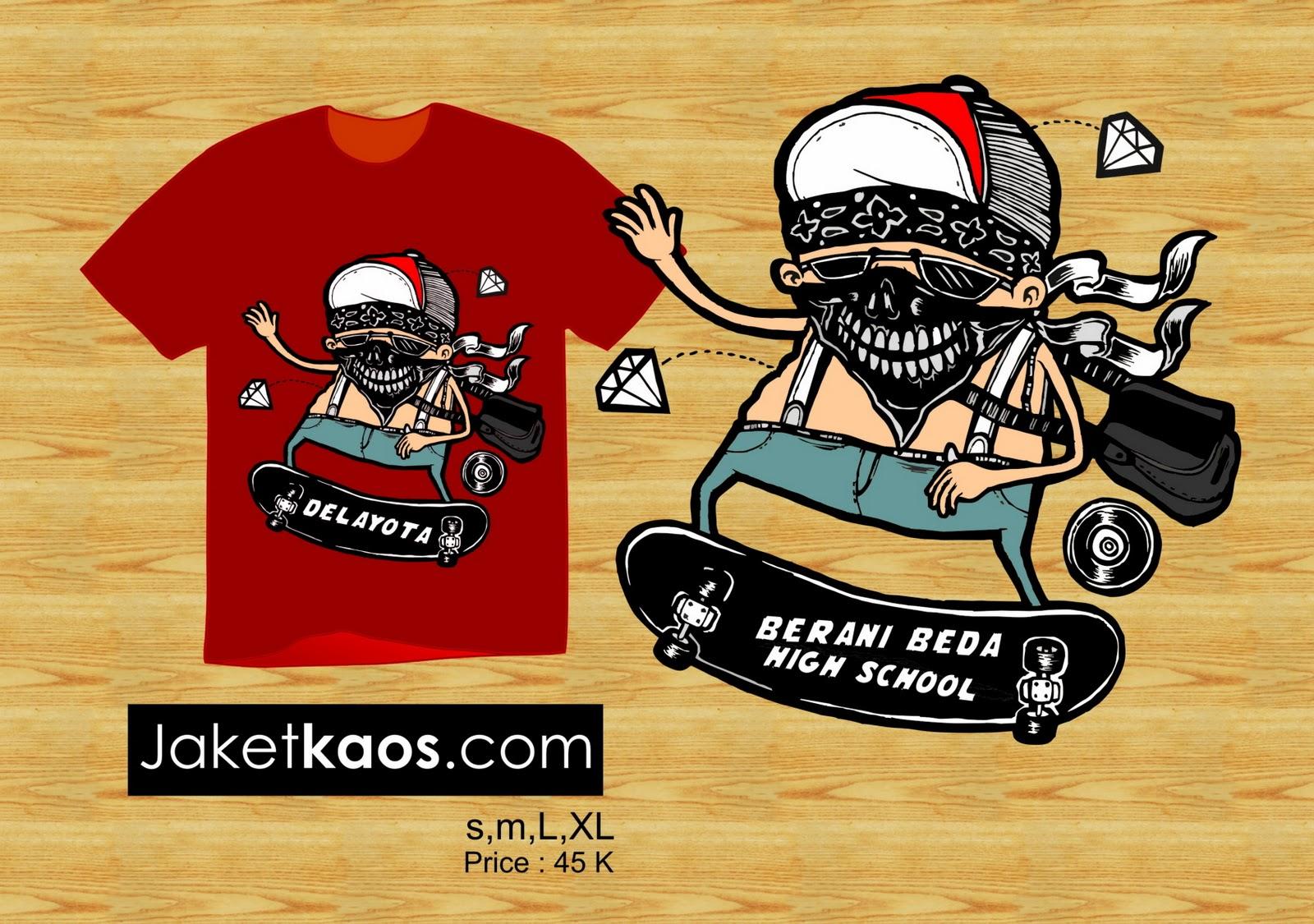 Contoh desain t shirt kelas - Contoh Desain T Shirt Kelas Design Kaos Dengan Bahan 30s Katun Kombet Adem Dan Keren