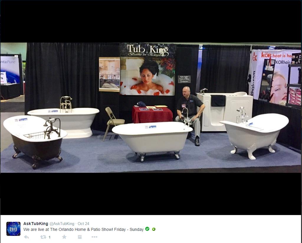 The Tub King Blog Tub Talk How To Install A Walk In Tub