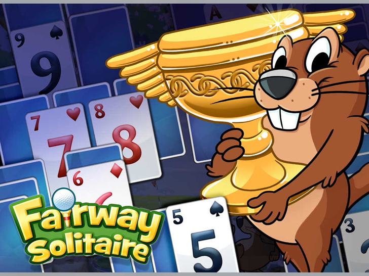 Fairway Solitaire Free App Game By Big Fish Games Inc