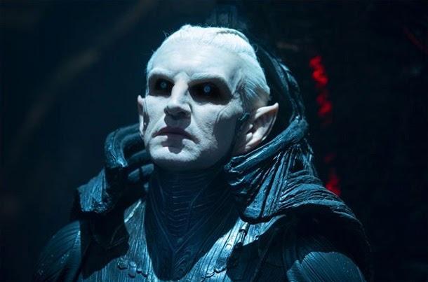 Christopher Eccleston es Malekith en Thor: El Mundo Oscuro