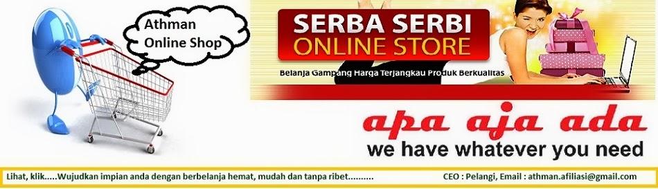 Toko Serba Ada Online