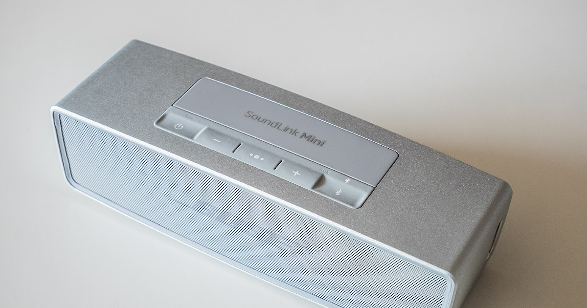 Oluvs Gadgets Review Bose Soundlink Mini Ii Lots Of