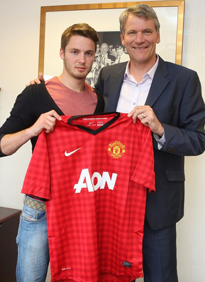 Nick Powell Pictures 2012-2013