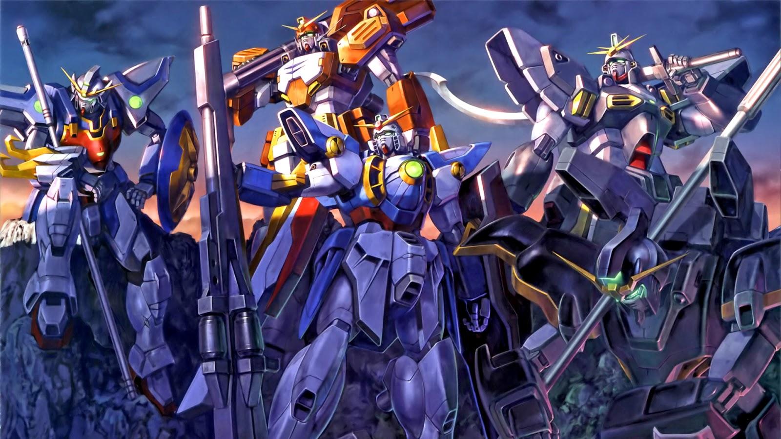 Hobbies Gundam Gundam Arts Awesome Gundam Artworks Updated 8 23 13