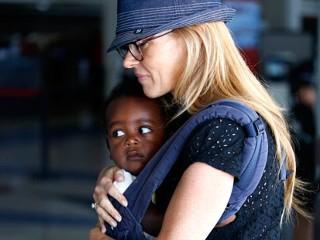 Connie Britton adopts son Eyob