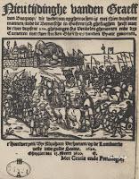 Eerste Gazette Universele van 1621