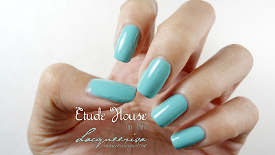 Lacqueerisa: Etude House Tint Mint