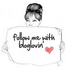 Follow via BlogLovin