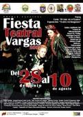Fiesta Teatral Vargas 2007