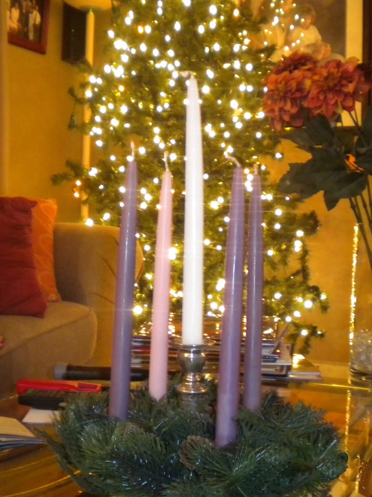 lds seasonal materials celebrating advent
