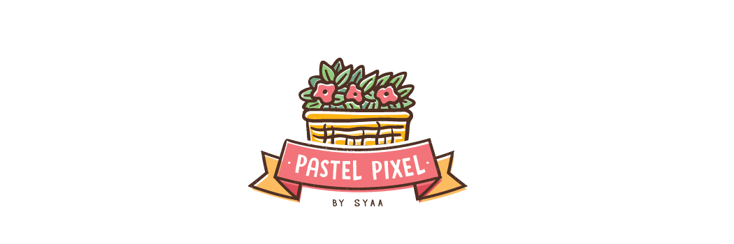 Pastel Pixel Design