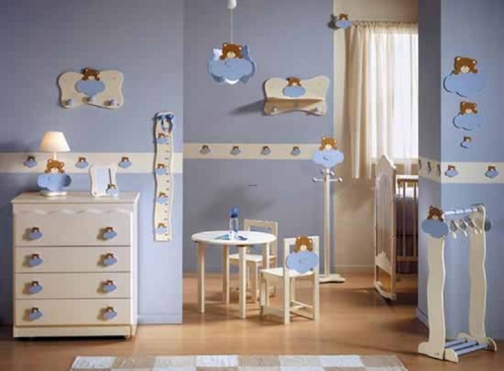 Fotos de la habitacion del bebe decoracion decoraci n - Decoracion habitacion del bebe ...