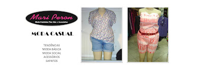Mari Peron Moda Plus Size