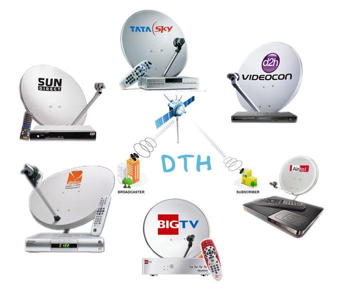 Dth Hd Providers In India Features Amp Comparison Tech Guru