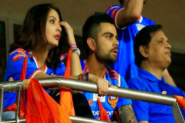 New Virat Kohli Girlfriend Anushka Sharma