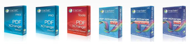 PDF-XChange-Viewer versiones