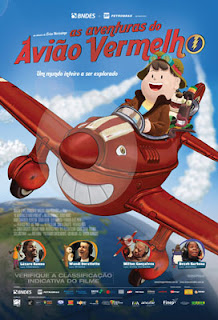 As Aventuras do Avião Vermelho Filme
