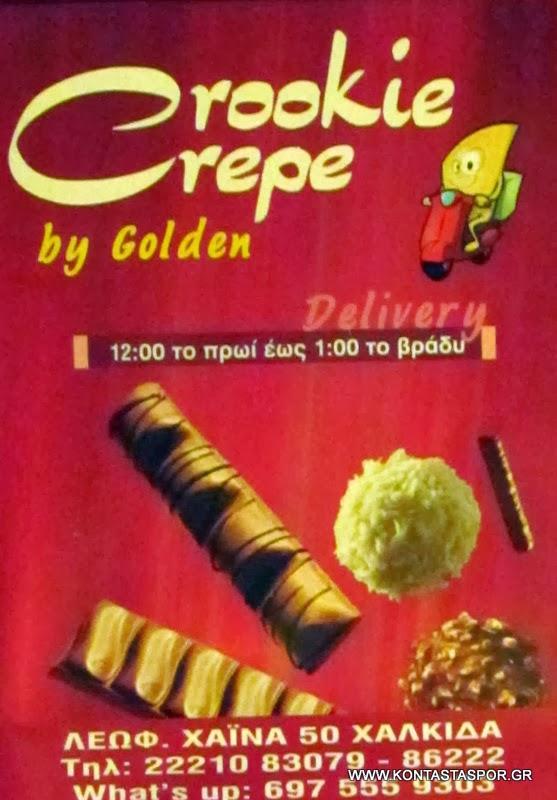 CROOKIE CREPE