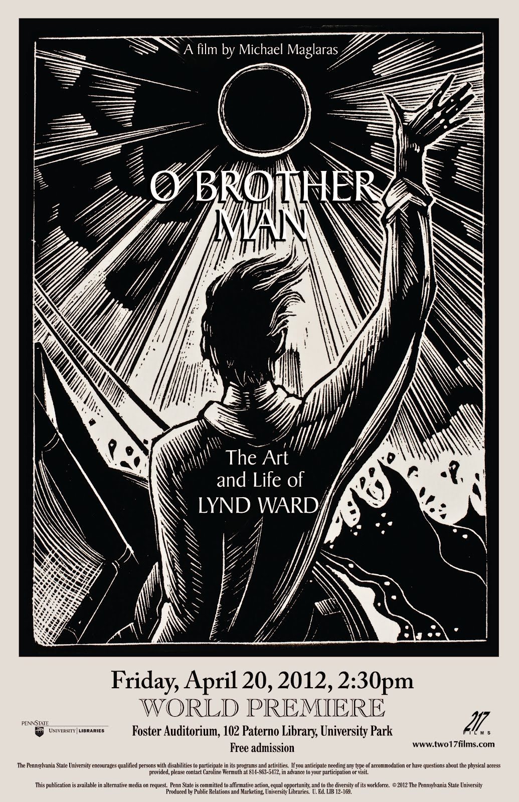 The novel 'Brother Man'...?