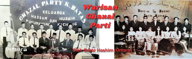 WARISAN GHAZAL PARTI