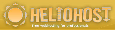 Free Website Hosting With HelioHost