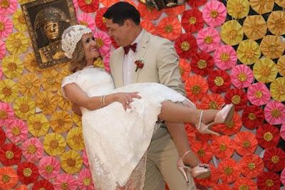 casamento junino, casamento julino, casamento temático, painel de fotos, fuxico