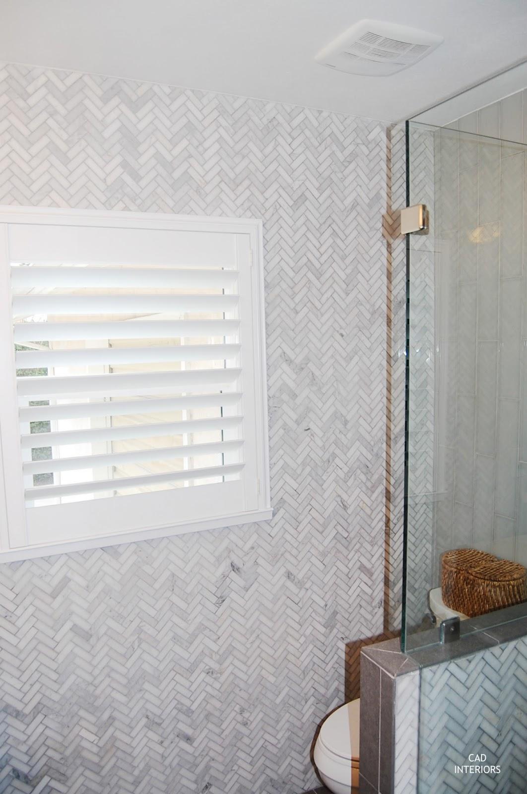 CAD INTERIORS main bathroom renovation broan exhaust vent