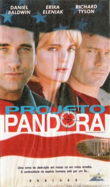 Projeto Pandora – Dublado (1998)