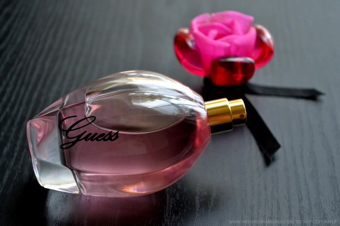 Guess Girl Eau de Toilette Perfume Spray for Women Summer Fragrances Rose Scent Blog Review