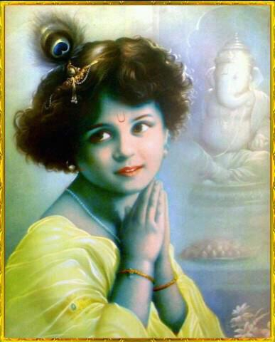 New Famous Indian Lord Krishna Photos for free download