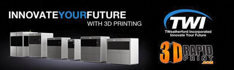3D Printing to Innovate Your Future