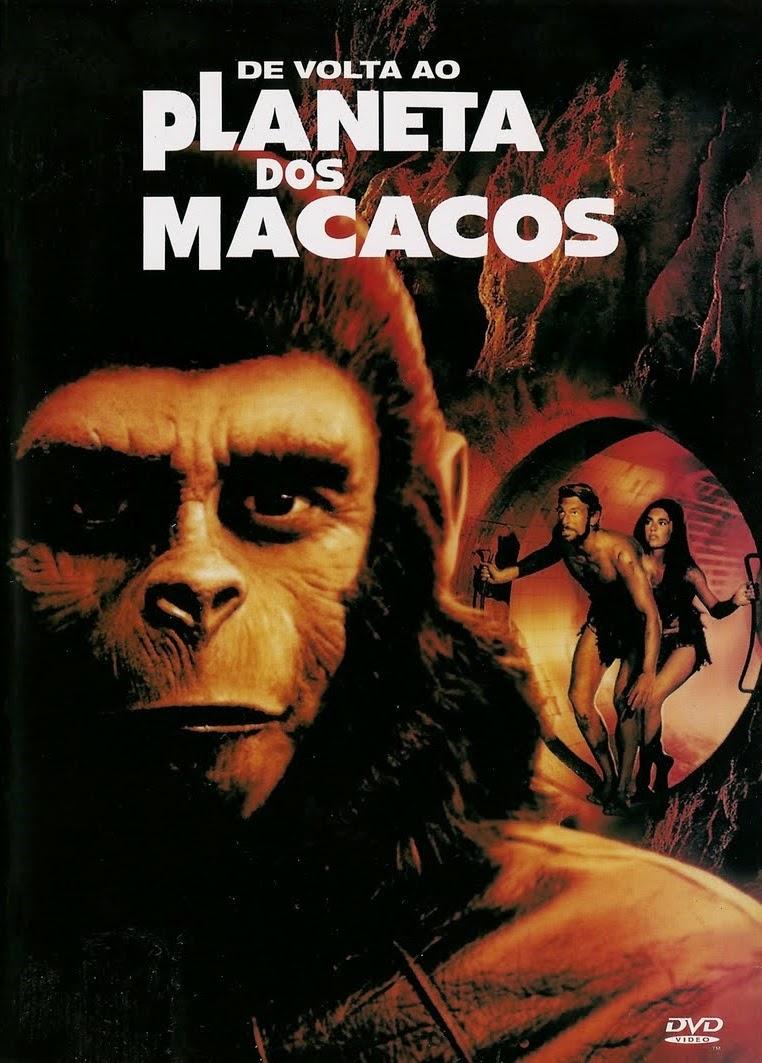 De Volta ao Planeta dos Macacos – Dublado (1970)