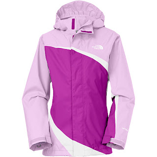 Sports authority coupon 25%: THE NORTH FACE Girls' Mountain View Triclimate Jacket