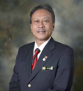 Dato' Haji Abd. Rahim b. Man (Mantan)