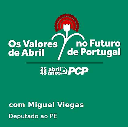 PCP COMEMORA 25 DE ABRIL EM RIBEIRA!