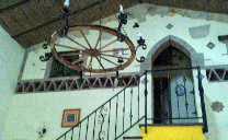 Salón de la casa grande