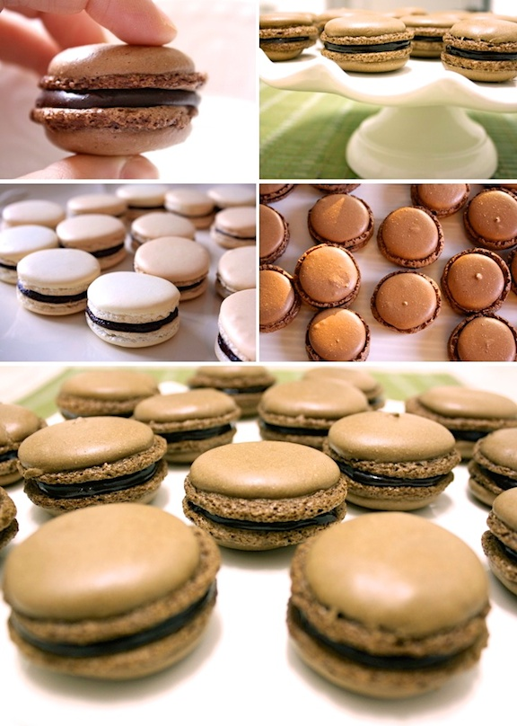 How To Make Macarons:  A step-by-step guide and recipe