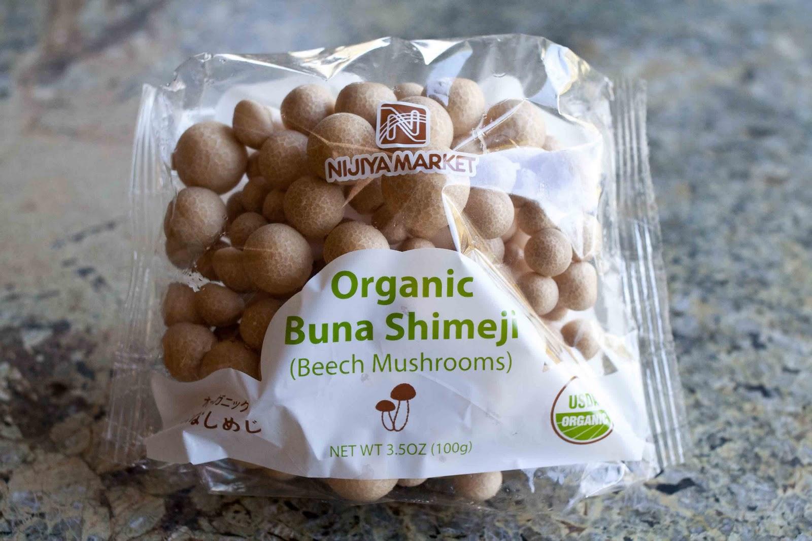 Shimeji Mushroom Pasta Are The Shimeji Mushrooms