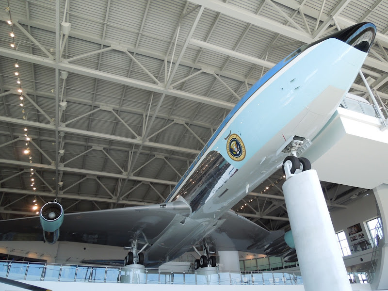 Air Force One Reagan Museum