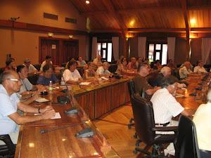 Conférence au CESC avec la FAREPF et l'AJPF