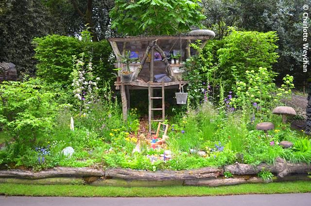 Genial NSPCC Garden Of Magical Childhood, Designed By Adam Woolcott And Jonathan  Smith