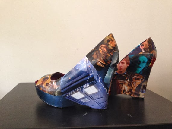 doctor who wedges
