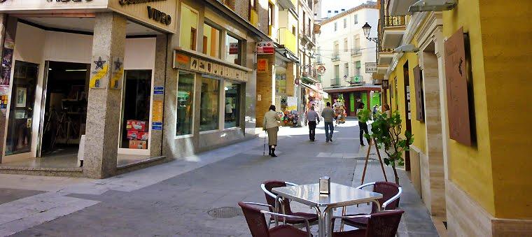 Calle de San Orencio