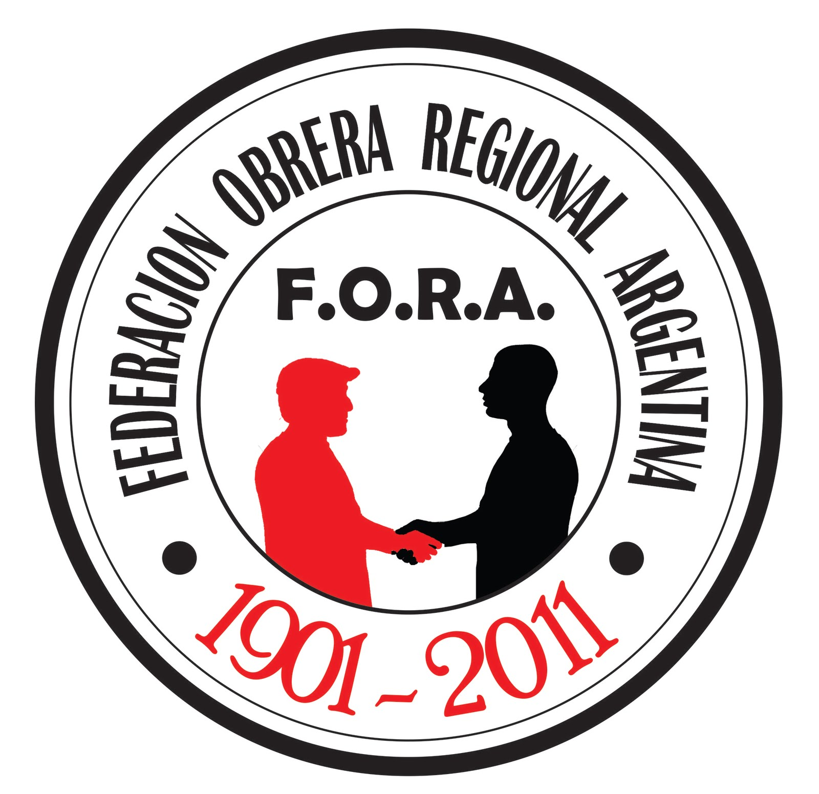 Sitio de la FORA - AIT