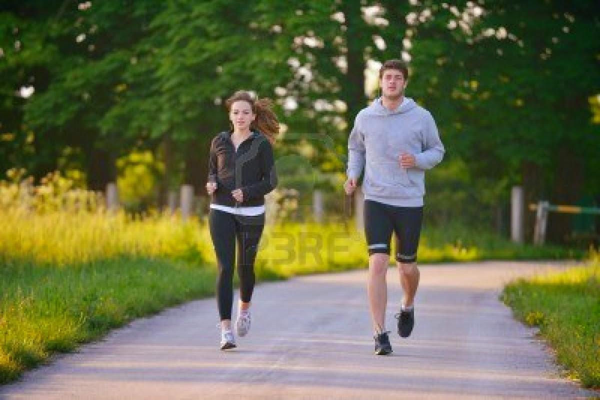 Hasil gambar untuk lari pagi
