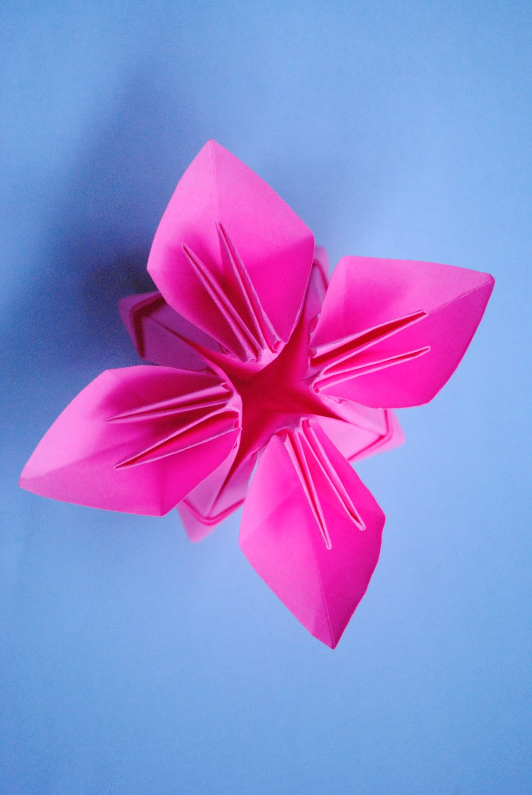 The Art Of Folding Honeycomb And My Own Flower Design